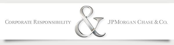 Corporate Responsibility & JPMorgan Chase & Co
